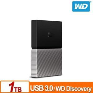 WD(Western Digital) 1TB  My Passport  Ultra  USB3.0対応2.5インチポータブルハードディスク (Black-Gray)|dgmode
