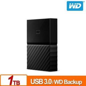 WD(Western Digital) 1TB My Passport  USB3.0対応2.5インチポータブルハードディスク (ブラック)  保護ケース1個オマケ|dgmode