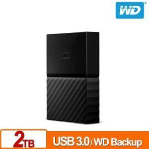 WD(Western Digital) 2TB My Passport  USB3.0対応2.5インチポータブルハードディスク (ブラック)  保護ケース1個オマケ|dgmode