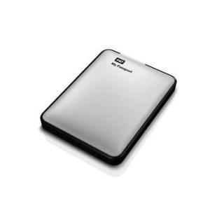 WD(Western Digital) My Passport USB3.0対応 2TB 2.5インチポータブルハードディスク (シルバー )|dgmode