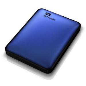 WD(Western Digital) My Passport USB3.0対応 2TB 2.5インチポータブルハードディスク (ブルー )|dgmode