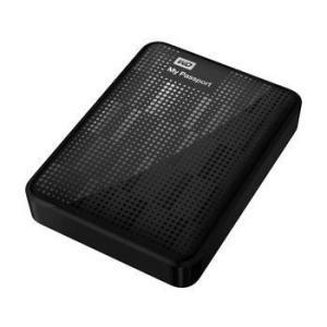 WD(Western Digital) My Passport USB3.0対応 2TB 2.5インチポータブルハードディスク (ブラック )|dgmode