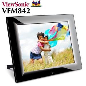 ViewSonic VFM842-52   8.4インチ デジタルフォトフレーム|dgmode