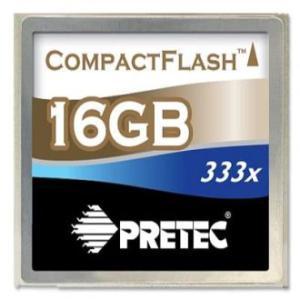 Pretec コンパクトフラッシュ(CF) カード  16G   333倍速|dgmode