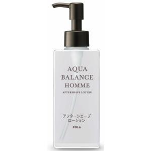 POLAポーラ アクアバランスオム アフターシェーブローション 化粧水 1L 詰替え男性化粧品