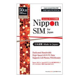 (使用期限:2021/12/31) Nippon SIM プリペイドsim simカード 日本 50...