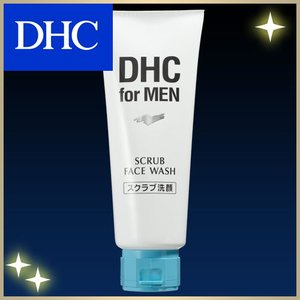【DHC直販/男性用化粧品】DHCスクラブ フェース ウォッシュ 【DHC for MEN】|dhc