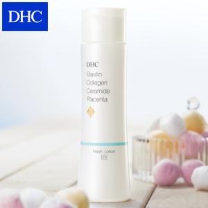 【DHC直販化粧水】DHCエラスチン コラーゲン セラミド プラセンタ フレッシュ ローション [F1]|dhc