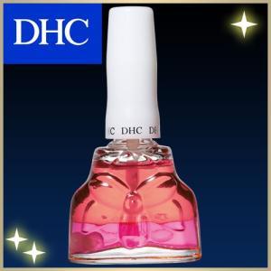 dhc 【メーカー直販】DHCキューティクルトリートメントオイル  シャイニーピンク (爪用美容液) | ネイルケア