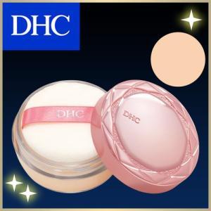 dhc 【メーカー直販】DHC Q10モイスチュアケア フェースパウダーEX(パフ付き・全3色・ヘルシー)|dhc