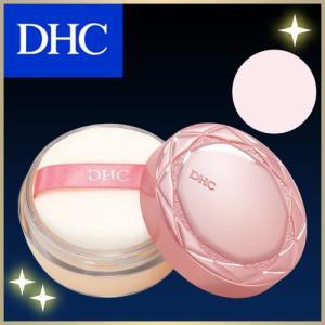 【DHC直販化粧品】DHC Q10モイスチュアケア フェースパウダーEX(パフ付き・全3色・ピンク)|dhc