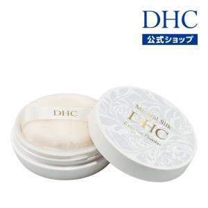 dhc 美容液 パウダー 【メーカー直販】 DHC ミネラルシルク エッセンスパウダー (パフ付き)|dhc