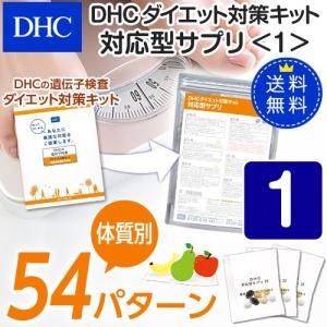 【DHC直販サプリメント】【送料無料】 ダイエット対策キット 対応型サプリ<1>|dhc
