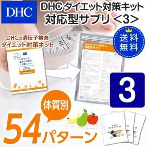 dhc サプリ ダイエット 【メーカー直販】【送料無料】 ダイエット対策キット 対応型サプリ<3> | サプリメント|dhc