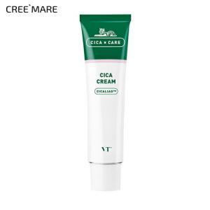 韓国コスメ 化粧品 ブイティ VT フェイスクリーム フェイシャルクリーム スムージングクリーム CICA スキンケア 保湿クリーム|DHOLIC