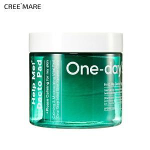 韓国コスメ 化粧品 ワンデイズユー onedaysyou トーニングパッド トナーパッド 化粧水 水分 ヒアルロン酸 保湿 DHOLIC