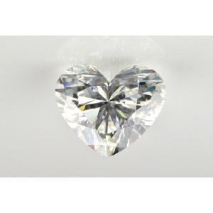 輝き溢れ出る!ダイヤモンド ハートシェイプカット 1.08カラット Gカラー VS2|diadia