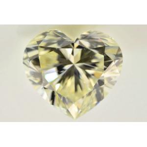 美しいフォルム!ハートシェイプ ダイヤモンド 1ct Mカラー VS2 手の届くダイヤで ハート1カラット|diadia