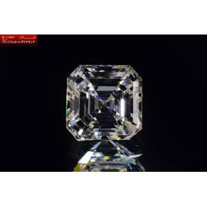 アッシャーカットダイヤモンド0.3カラットFカラーIF