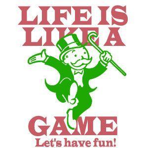 アメリカ発大人気ボードゲーム モポリー ロングTシャツ|dial9up2000|06