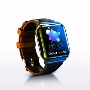 2021人気 スマートウォッチ IP68防水,smart watch 1.3インチの大画面,心拍数 ウォッチ 活動量計,万歩計 睡眠 ウェア|diamod-snap987
