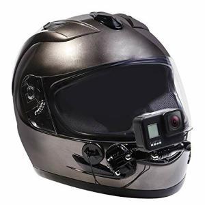GoPro ゴープロ アクセサリー ヘルメットマウント hero9 hero8 その他アクションカメラ用 (粘着シートマウント)|diamod-snap987