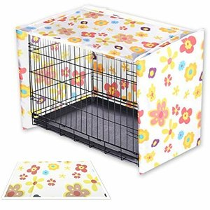 ケージカバー ペット用 おやすみカバー ナイトカバー サークルカバー 防寒 犬 猫用品 Sサイズ 48x|diamod-snap987