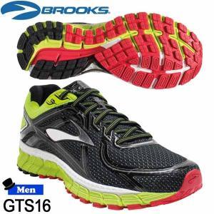 メンズ ランニングシューズ ブルックス BROOKS GTS 16 (081) ランニングシューズ bks-16fw ■あす楽対応■|diamond-sports