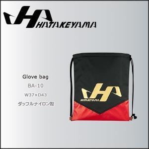 HATAKEYAMA【ハタケヤマ】ダッフルナイロン製 グラブ袋【bb-p5】