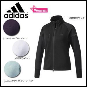 スポーツウェア アディダス adidas レディース ID Pls ファブリックミックス ジャケット|diamond-sports