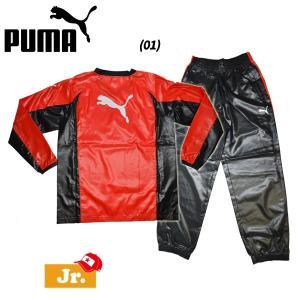 ジュニアサッカーウェア プーマ PUMA  ピステ トップ パンツ 上下セット|diamond-sports