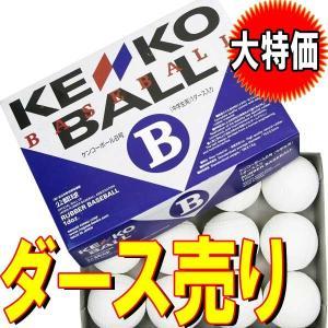 【ナガセケンコー】軟式ボール 公認球・検定球B号 ダース売り|diamond-sports
