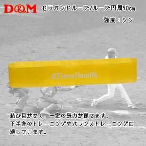 D&M ディーアンドエム  セラバンドループ 90cm イエロー|diamond-sports