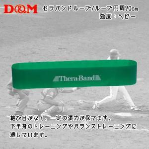 D&M ディーアンドエム  セラバンドループ 90cm グリーン|diamond-sports