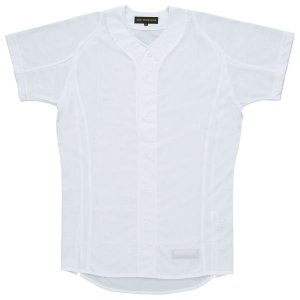●ZETT(ゼット) プロステイタスユニフォームシャツスーパーホワイト (z-bu505-1000) diamond-sports