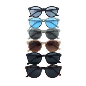 サングラス メンズ レディース ブランド スモーク ブルー ブラウン レンズ ブラック クリア フレーム UVカット サングラスケース 7JEWELRY ボストン サングラス|diamonddust