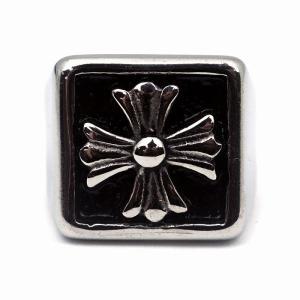 指輪 メンズ ユニセックス 7JEWELRY スクエア クロス リング 16号 高品質 ステンレス アレルギー対応|diamonddust