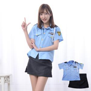 全国送料無料 ハロウィン コスプレ ポリス 婦人警官 コスチューム コスプレ衣装|diamondhearts