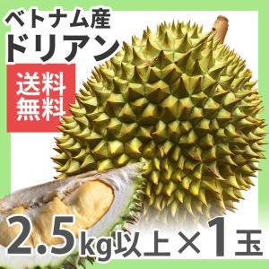 ドリアン ベトナム産 1玉 約3kg 生鮮 フレッシュ 果物