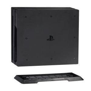 (ケテン)Keten PS4 Proスタンド シンプルデザイン 省スペース 縦置きスタンド 安定向上...