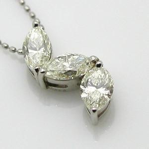 東京宝石科学アカデミー 鑑定書付 PTダイヤモンドPDN 0.562 0.505 0.520ct   M-SI2|diaw