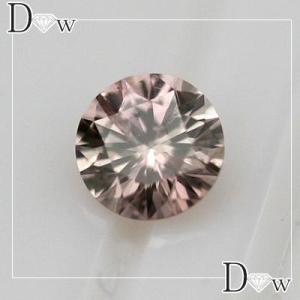 全国宝石学協会鑑定書付 ピンクダイヤモンド 0.132ct|diaw