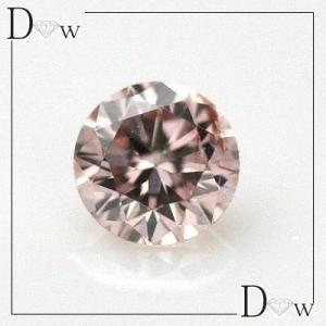 全国宝石学協会鑑定書付 ピンクダイヤモンド 0.106ct|diaw