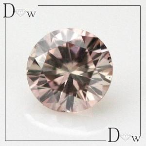 全国宝石学協会鑑定書付 ピンクダイヤモンド 0.136ct|diaw