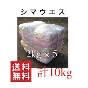 シマウエス 2kg×5袋 10kg 油吸着材|dicedice