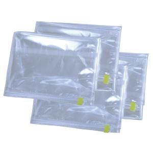 羽毛布団の圧縮パック(布団圧縮袋) 〔4枚セット〕 90cm×110cm|dicedice