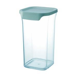 〔20セット〕 キャニスター 保存容器 〔Lサイズ 買取 格安 価格でご提供いたします スカイブルー〕 リベラリスタ 〔代引不可〕 容量:1.26L