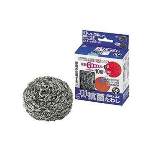 まとめ 日本メタルワークス NEW売り切れる前に☆ IKD抗菌ステンレスたわし60g 1個〔×20セット〕 ついに再販開始 K02600000200