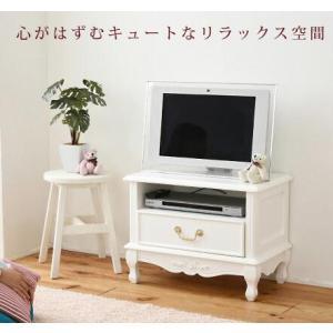 姫系家具 キャッツプリンセス ミニ テレビ台 27型対応 幅|dicedice