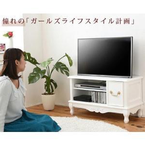 姫系家具 キャッツプリンセス テレビ台 36型対応 幅80|dicedice
